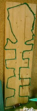 kunstunterricht grundschule nicola rother tannenbaum weihnachtsbaum weihnachten. Black Bedroom Furniture Sets. Home Design Ideas